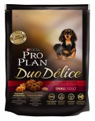Purina Pro Plan Duo Delice Small для собак мелких пород, с говядиной и рисом