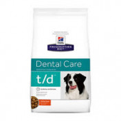 Hill's T/D Dental Care для собак, при заболеваниях полости рта, 3 кг