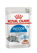 Royal Canin Indoor Sterilised 7+ years (в соусе) 85г